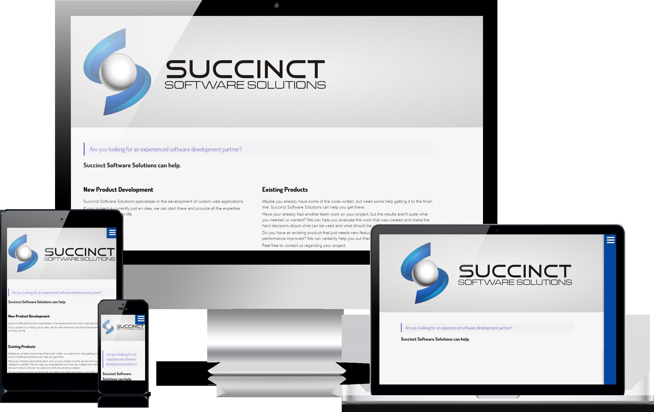 Succinct Software